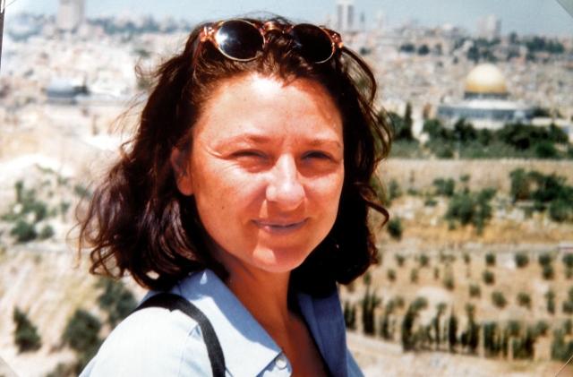 Jerusalem, juin 1992